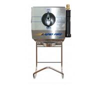 Пенообразующая станция Rapid Fire на 2 продукта с функцией смыва с корпусом из нерж. стали