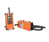 Комплект радиоуправления TOR A21 E1B, HS21-E1B (Radio control panel, Telecrane, 220 В)