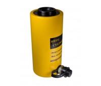 Домкрат гидравлический TOR ДП20П100 (HHYG-20100K), 20 т с полым штоком