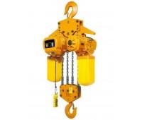 CТАЦ. Таль электрическая цепная TOR ТЭЦС (HHBD10-04) 10 т 24 м