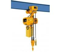 Таль электрическая цепная TOR ТЭЦП (HHBD03-03T) 3,0 т 12 м двухскоростная