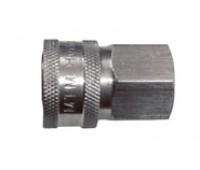 Быстроразъемное соединение муфта - гайка ½, нерж. сталь