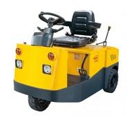 Тягач электрический TOR 10,0 т QDD100 (двигатель DC, пневматические шины)