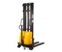 Штабелер гидравлический с электроподъемом TOR 1,5т 2,0м DYC1520