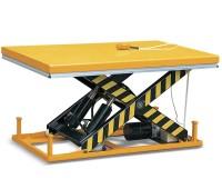 Стол подъемный стационарный TOR HW2005 г/п 2000кг, подъем 250-1300мм