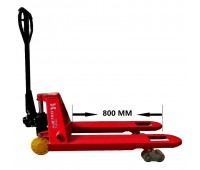 Коротковильная тележка OX50-NL080 800 мм 5000 кг