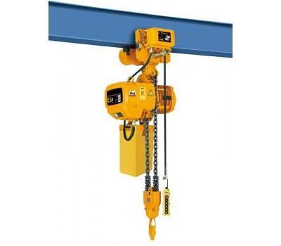 Таль электрическая цепная TOR ТЭЦП (HHBD05-02T) 5,0 т 18 м