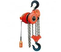 Таль электрическая цепная TOR DHP 1,0 т 6 м
